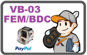 FEM/BDC VB-03 +  MiniCondor