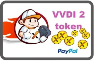 VVDI2  Copy 48 96 bit tokens